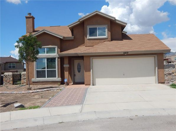 4 bed 2 bath Single Family at 6809 Cactus Thrush El Paso, TX, 79911 is for sale at 175k - 1 of 31