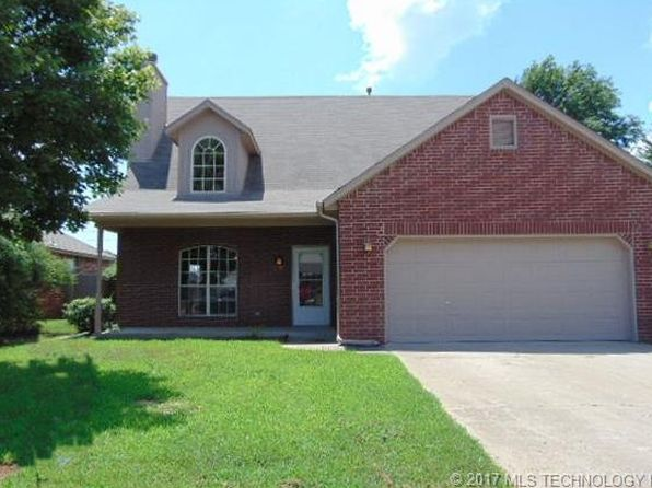 4 bed 3 bath Single Family at 1014 W 118th St S Jenks, OK, 74037 is for sale at 195k - 1 of 26