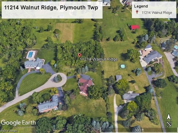 null bed null bath Vacant Land at 11214 WALNUT RDG PLYMOUTH, MI, 48170 is for sale at 298k - google static map