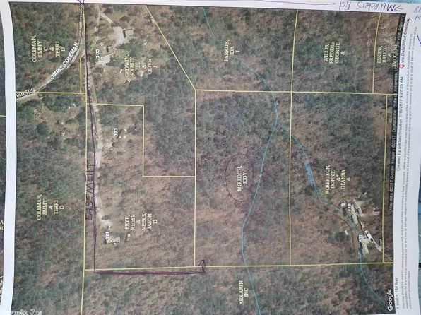 null bed null bath Vacant Land at  Jimmie Coleman Rd Jessieville, AR, 71949 is for sale at 34k - google static map
