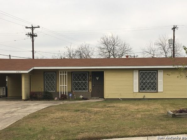 3 bed 1 bath Single Family at 203 Sublett Dr San Antonio, TX, 78223 is for sale at 128k - 1 of 25
