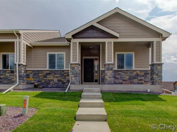 3 bed 2 bath Single Family at 3719 Sunrise Hills Dr Cheyenne, WY, 82009 is for sale at 275k - 1 of 13