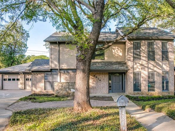 4 bed 3 bath Single Family at 4814 Hidden Oaks Ln Arlington, TX, 76017 is for sale at 295k - 1 of 26