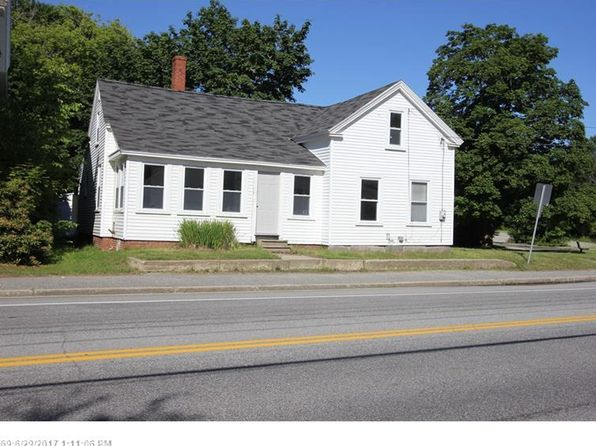 4 bed 1 bath Single Family at 219 Lisbon St Lisbon, ME, 04250 is for sale at 40k - 1 of 5