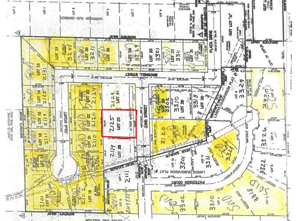 null bed null bath Vacant Land at 2125 E 33rd St Joplin, MO, 64804 is for sale at 20k - google static map