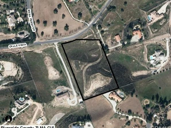 null bed null bath Vacant Land at 33955 CALLE VIS TEMECULA, CA, 92592 is for sale at 450k - 1 of 6