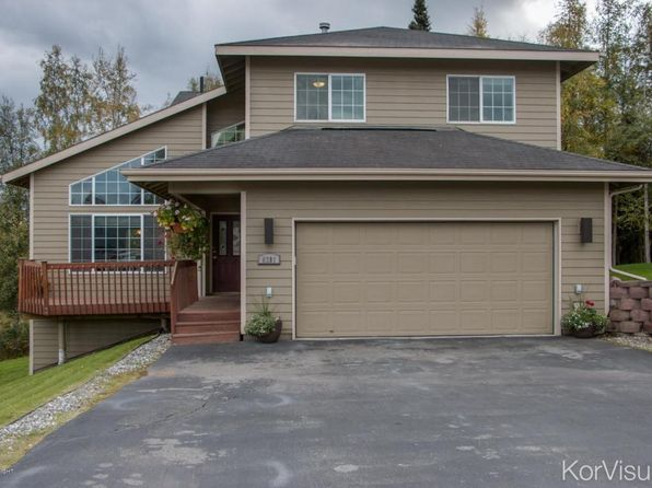 4 bed 3.5 bath Single Family at 8281 Berry Patch Dr Anchorage, AK, 99502 is for sale at 410k - 1 of 34