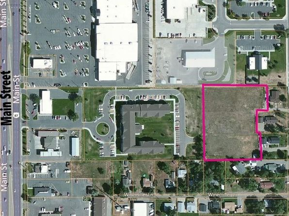 null bed null bath Vacant Land at  Wicks Lane & Bench Blvd Billings, MT, 59105 is for sale at 325k - google static map