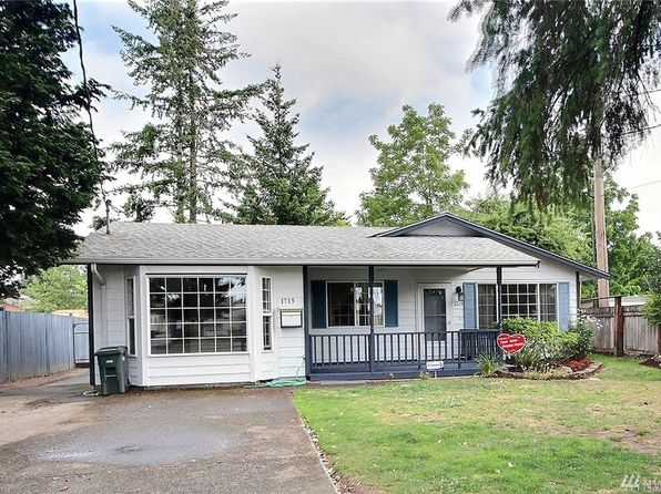 3 bed 1 bath Single Family at 1715 Washington St Sumner, WA, 98390 is for sale at 350k - 1 of 23