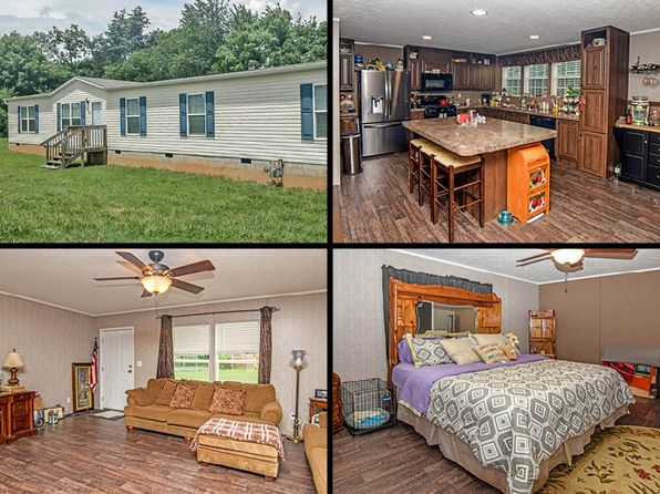 4 bed 2 bath Single Family at 810 Kerr St Dandridge, TN, 37725 is for sale at 130k - 1 of 16