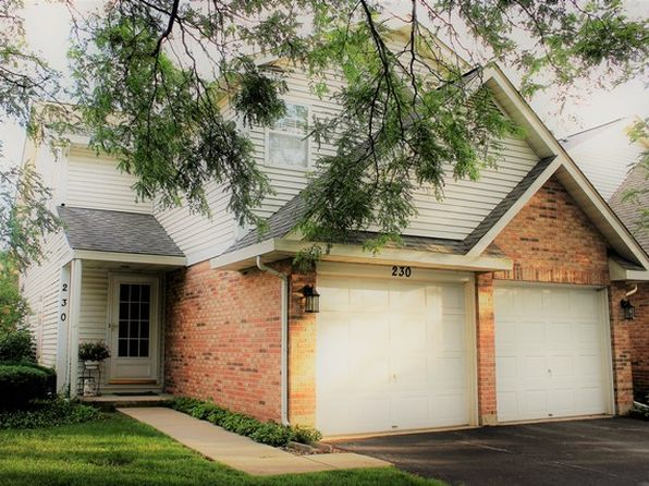 2 bed 3 bath Townhouse at 230 E Theodore Ln Itasca, IL, 60143 is for sale at 262k - 1 of 19