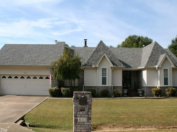 3 bed 2 bath Single Family at 503 Lee Ln Beebe, AR, 72012 is for sale at 172k - 1 of 37