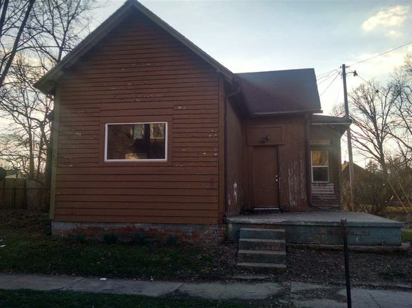 2 bed 1 bath Single Family at 613 N Elm St Muncie, IN, 47305 is for sale at 9k - 1 of 9