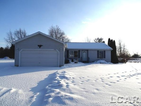 3 bed 2 bath Single Family at 13995 Northmoor Dr Cement City, MI, 49233 is for sale at 140k - 1 of 21