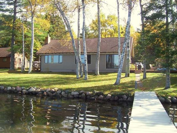 3 bed 2 bath Single Family at 7432 Fishcrossing Ln Land O Lakes, WI, 54540 is for sale at 399k - 1 of 13