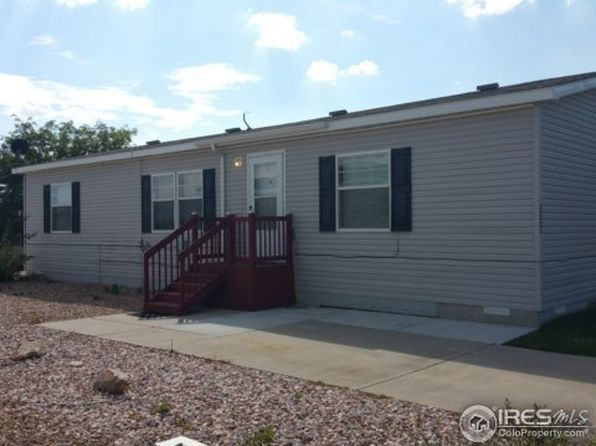 3 bed 2 bath Mobile / Manufactured at 3228 Coyote Ln Evans, CO, 80620 is for sale at 57k - google static map