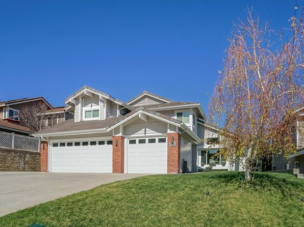 4 bed 3 bath Single Family at 28671 CLOVERLEAF PL CASTAIC, CA, 91384 is for sale at 645k - 1 of 24