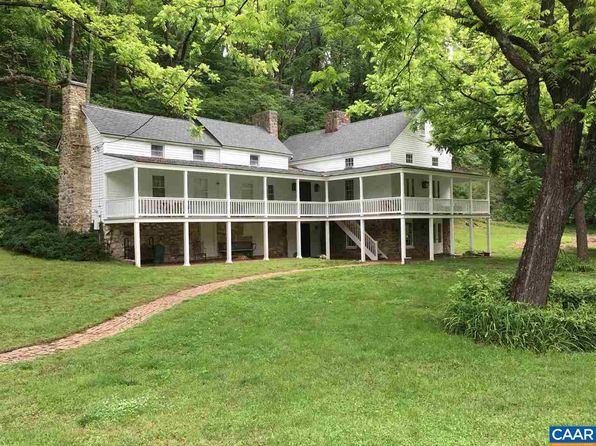 4 bed 4 bath Single Family at 336 WEAKLEY HOLLOW RD SYRIA, VA, 22743 is for sale at 795k - 1 of 2