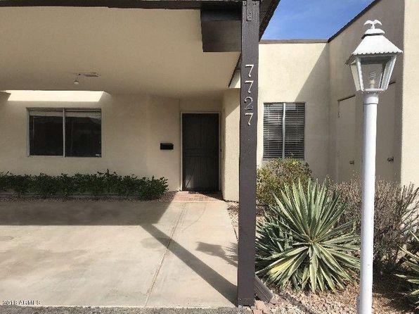 2 bed 2 bath Townhouse at 7727 E Sandalwood SE Dr Scottsdale, AZ, 85250 is for sale at 250k - 1 of 9