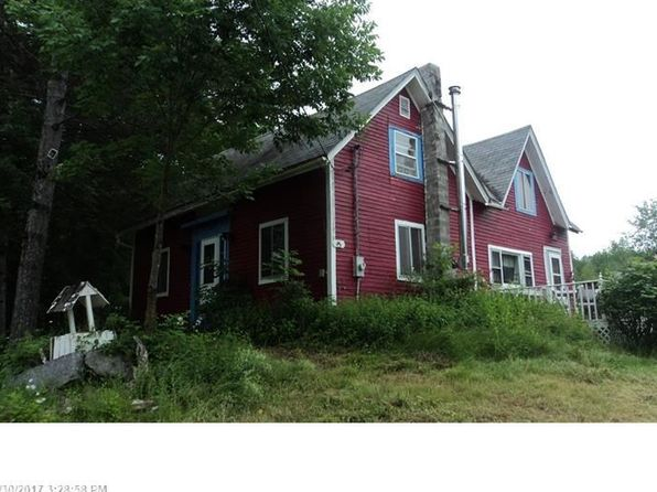 4 bed 1 bath Single Family at 43 Stetson Rd Stetson, ME, 04488 is for sale at 45k - 1 of 10
