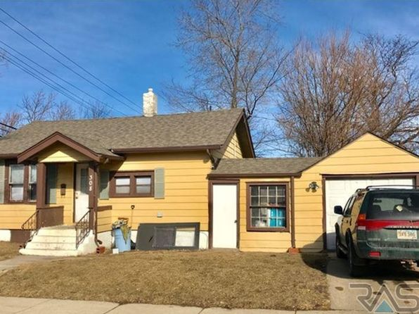 2 bed 1 bath Single Family at 308 W Brookings St Sioux Falls, SD, 57104 is for sale at 59k - google static map