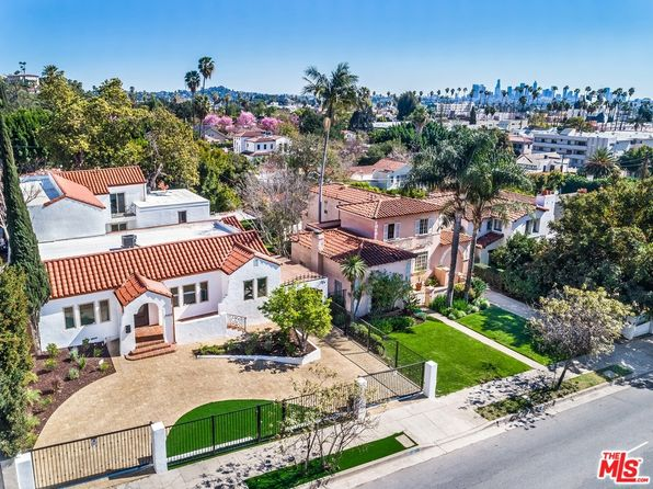 6 bed 5 bath Single Family at 1940 N WESTERN AVE LOS ANGELES, CA, 90027 is for sale at 2.17m - 1 of 49