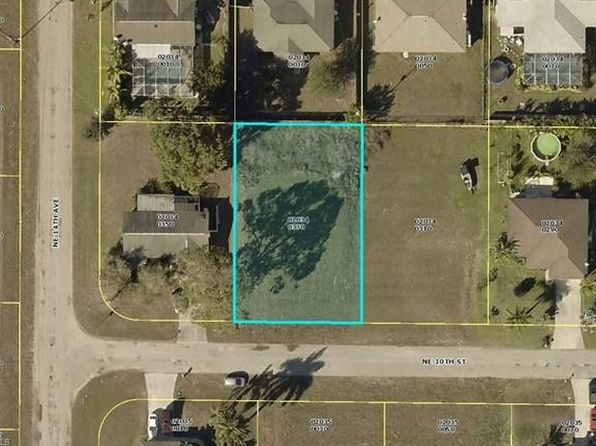 null bed null bath Vacant Land at 1405 NE 10TH ST CAPE CORAL, FL, 33909 is for sale at 13k - google static map