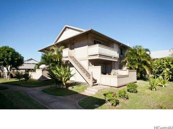2 bed 2 bath Townhouse at 91-1200 Mikohu St Ewa Beach, HI, 96706 is for sale at 335k - 1 of 4
