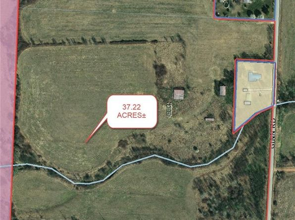 null bed null bath Vacant Land at  Ginn Rd Bentonville, AR, 72712 is for sale at 1.49m - google static map