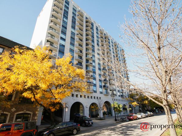 1 bed 1 bath Condo at 1250 N Lasalle St N Chicago, IL, 60610 is for sale at 210k - 1 of 9