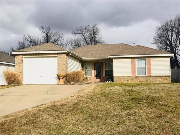 3 bed 2 bath Single Family at 668 MARIGOLD AVE SPRINGDALE, AR, 72764 is for sale at 125k - 1 of 16