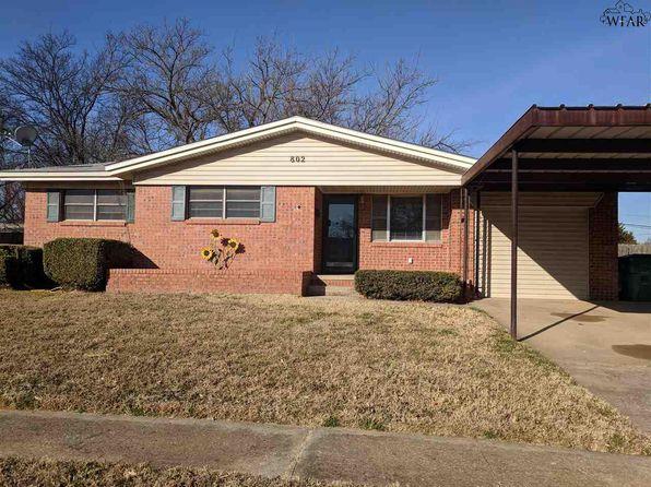 3 bed 2 bath Single Family at 802 Chestnut St Burkburnett, TX, 76354 is for sale at 100k - 1 of 29