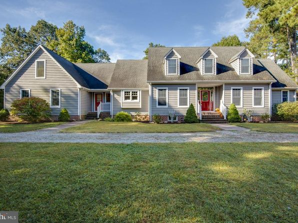 4 bed 3 bath Single Family at 23246 Gilpin Point Rd Preston, MD, 21655 is for sale at 549k - 1 of 30