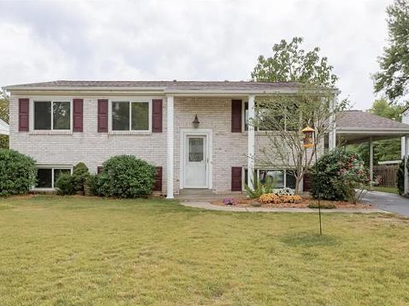 3 bed 2 bath Single Family at 11724 Hollycrest Dr Maryland Heights, MO, 63043 is for sale at 170k - 1 of 43