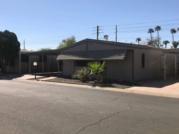 3 bed 2 bath Mobile / Manufactured at 10951 N 91st Ave Peoria, AZ, 85345 is for sale at 38k - 1 of 14