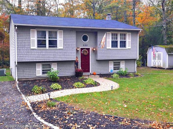 2 bed 1 bath Single Family at 555 Mail Rd Exeter, RI, 02822 is for sale at 265k - 1 of 18