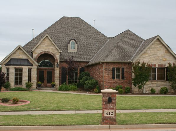 4 bed 4 bath Single Family at 412 Cedarburg Ct Yukon, OK, 73099 is for sale at 355k - 1 of 4