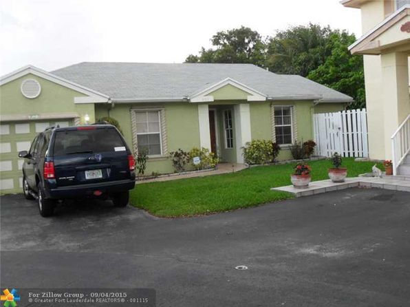 3 bed 2 bath Single Family at 6011 Woodland Point Dr Tamarac, FL, 33319 is for sale at 230k - 1 of 5