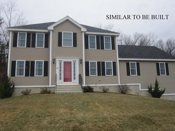 3 bed 3 bath Single Family at  Woodside Ave Rutland, MA, 01543 is for sale at 350k - google static map