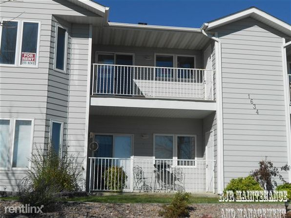 2 bed 2 bath Condo at 1634 Mapleton Ave Bismarck, ND, 58503 is for sale at 165k - 1 of 28