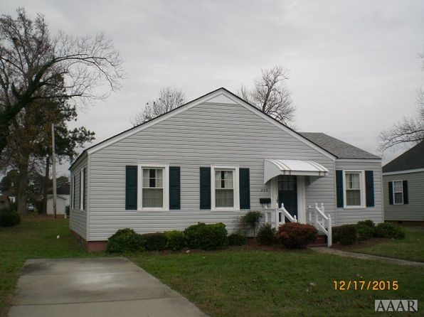 2 bed 1 bath Single Family at 208 Woodland Cir Hertford, NC, 27944 is for sale at 75k - 1 of 7