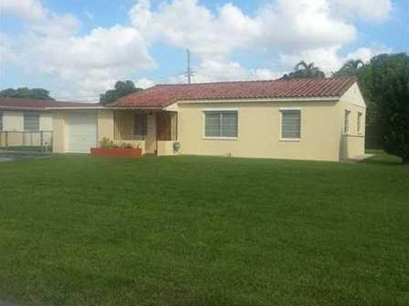 3 bed 2 bath Single Family at 7385 SW 36th St Miami, FL, 33155 is for sale at 385k - 1 of 27