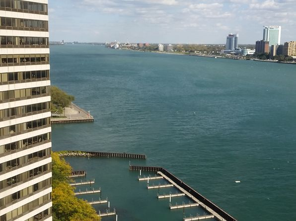 1 bed 2 bath Condo at 300 Riverfront Dr Detroit, MI, 48226 is for sale at 225k - 1 of 57