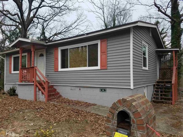 3 bed 1 bath Single Family at 284 Barfield Ave SW Atlanta, GA, 30310 is for sale at 75k - 1 of 2