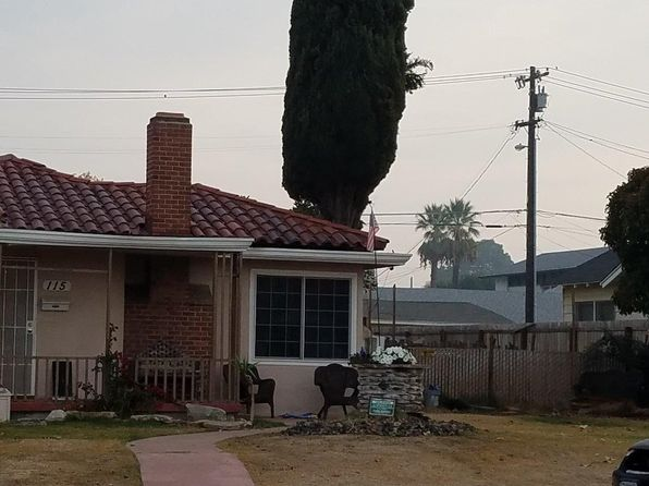 3 bed 1 bath Single Family at 115 N Q St Madera, CA, 93637 is for sale at 190k - google static map