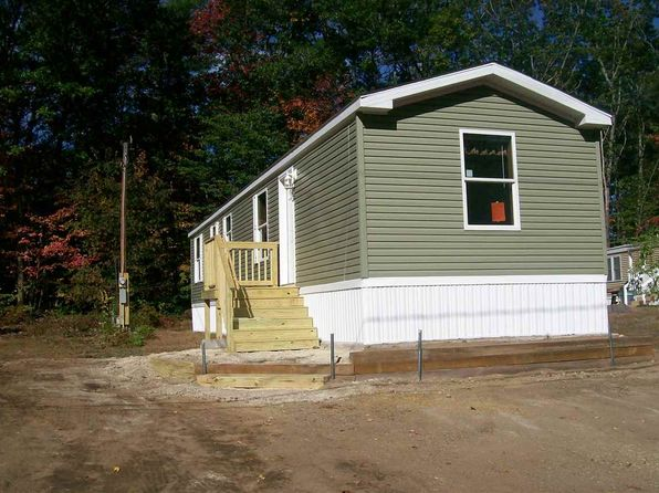 2 bed 1 bath Mobile / Manufactured at 149 Pineland Park Rd Milton, NH, 03851 is for sale at 49k - 1 of 14