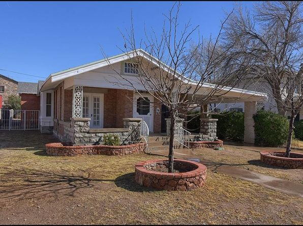 3 bed 2 bath Single Family at 1512 ELM ST EL PASO, TX, 79930 is for sale at 163k - 1 of 38