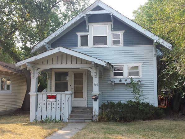 3 bed 1 bath Single Family at 208 Custer Ave Billings, MT, 59101 is for sale at 60k - google static map