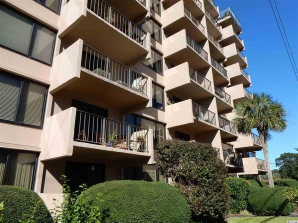3 bed 2 bath Condo at 7603 N Ocean Blvd Myrtle Beach, SC, 29572 is for sale at 165k - 1 of 18