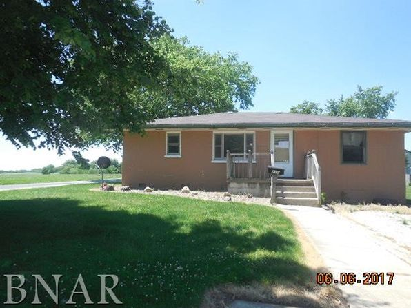 3 bed 1 bath Single Family at 210 S Benson St Lexington, IL, 61753 is for sale at 36k - google static map